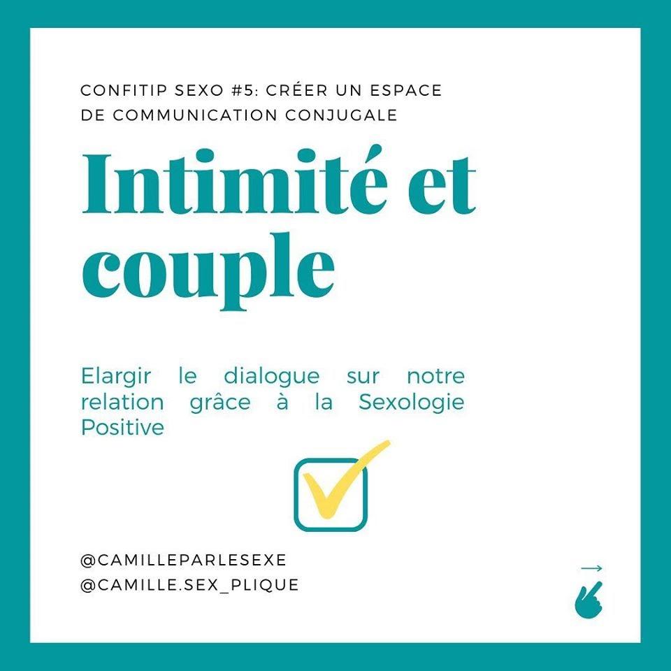 Intimité et couple : inspiré de l'approche sexopositive
